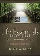 Image result for life essential bible