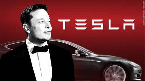 Tesla and musk