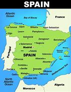 Image result for free pictures of spain map