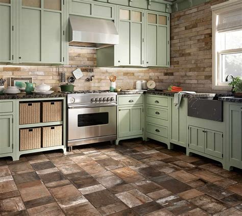 beautiful tile flooring ideas for living room kitchen