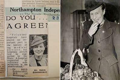 Image result for edith summerskill images