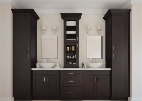 pre assembled bathroom vanities cabinets the rta store