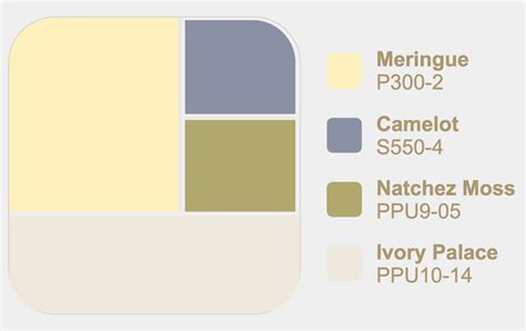 the perfect yellow paint color for your bedroom