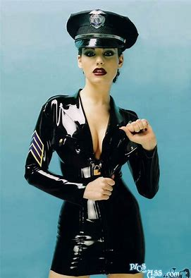 Image result for Leather Nazi Uniform Women