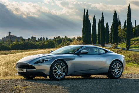 aston martin db review ratings mpg and prices