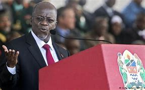 Image result for photos of pombe john magufuli of tanzania
