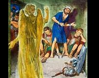 Image result for god delivers peter in the bible
