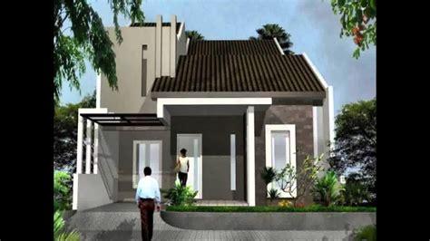 desain rumah minimalis atap cor yg sedang trend saat ini
