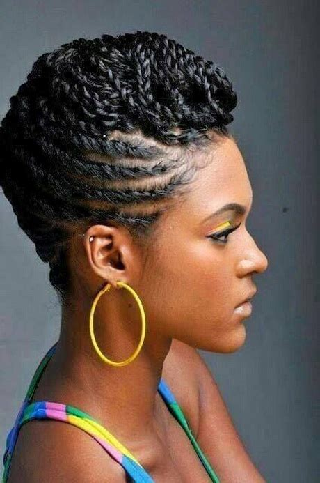 Braided Hairstyles For Black Hair