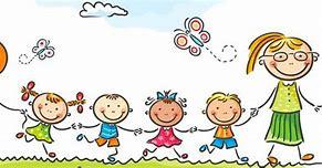 Obraz znaleziony dla: dzieci w przedszkolu rysunek