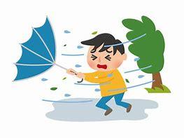 台風 イラスト に対する画像結果
