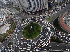 Image result for traffic roundabout