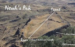 Image result for noah's ark where it is