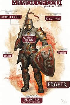 Image result for free pictures of armor of god