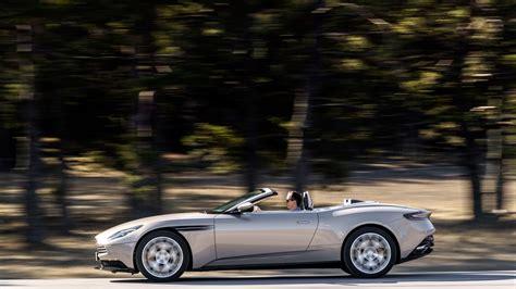 aston martin db volante review car magazine