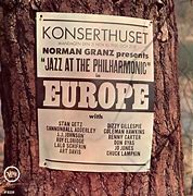 Image result for jazz at the philharmonic in europe