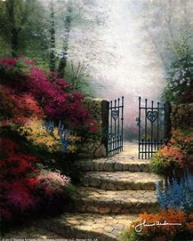 Image result for images of a sad garden
