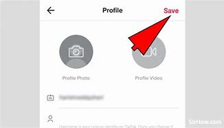 Image result for how to change your tiktok username