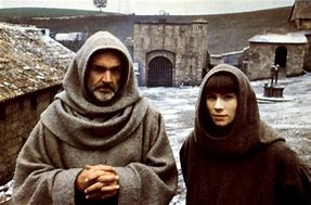 Image result for sean connery the name of the rose