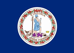 Image result for virginia flag picture 2020