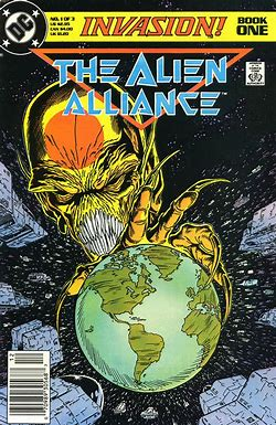 Image result for images fifties comic book alien invadors