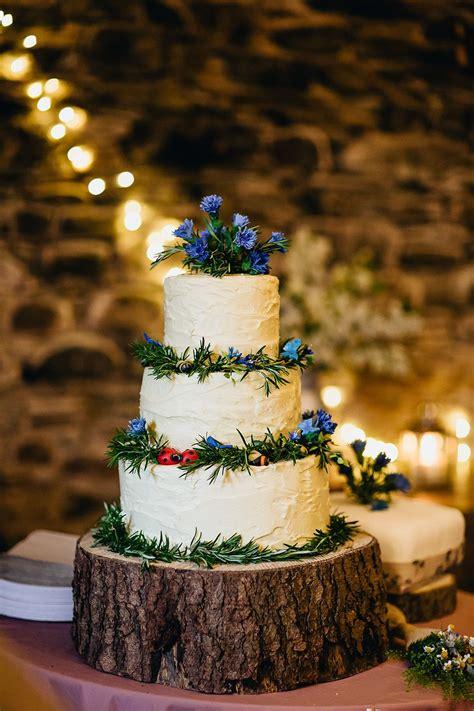 rustic wedding at new house farm with diy decor wild