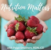 Image result for nutrition matters podcast
