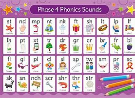 Image result for phase 4 phonics