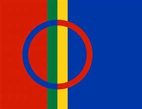 Image result for Sami Flag