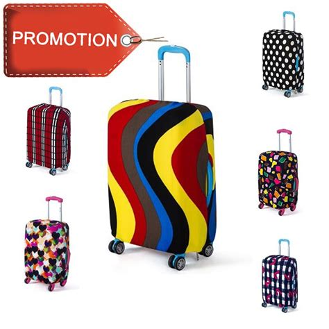 travel suitcase protective cover elastic luggage