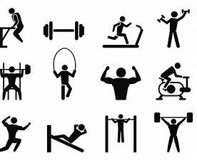Afbeeldingsresultaten voor plaatje workout