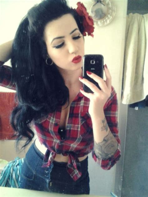 greaser girls tumblr hairstyles to try pinterest