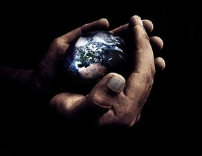 Image result for free picture of gods hand on earth