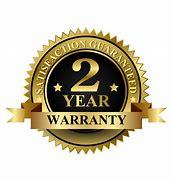 Αποτελέσματα εικόνων για 2 year warranty logo