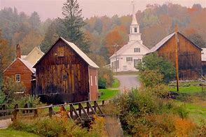 Image result for pics of rural vermont