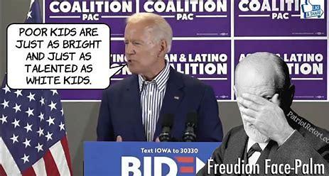 Image result for Joe Biden Gaffes List