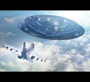 Image result for images of pilots flying scared by UFO's