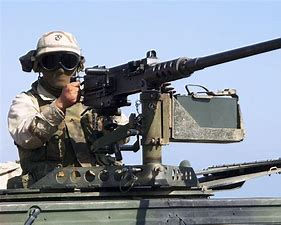 Image result for images of .50-caliber machine gun