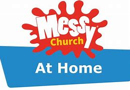 Image result for messy church at home logo