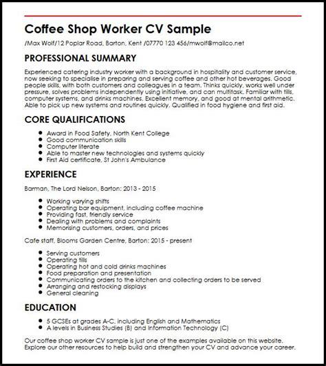CV TEMPLATE KENT RESUME EXAMPLES