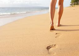 Image result for walk in the sand day
