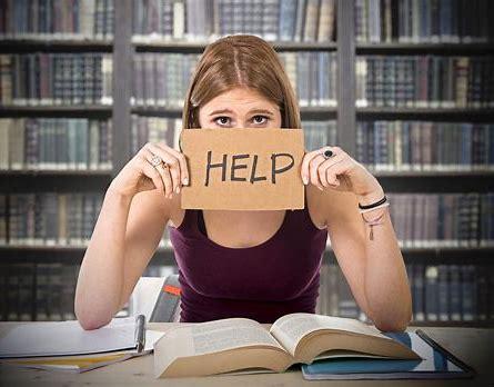Image result for Stressed Teenager