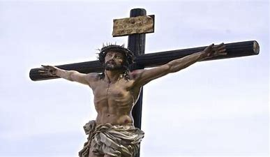 Image result for imagfes jesus christ on the cross