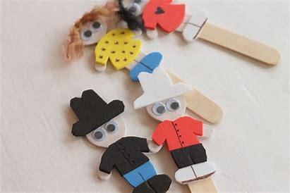 Image result for finger puppets for kids to make