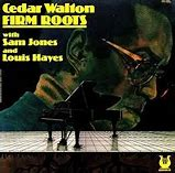 Image result for Cedar Walton Firm Roots Muse records