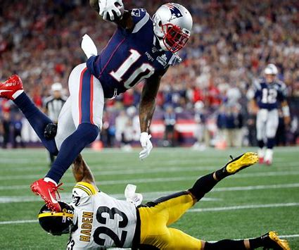 Image result for patriots vs steelers 2019