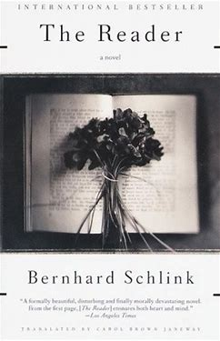 Image result for images schink book the reader