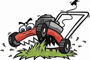 Image result for lawn mowing clip art