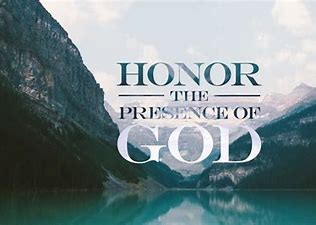 Image result for free picture of the presence of god