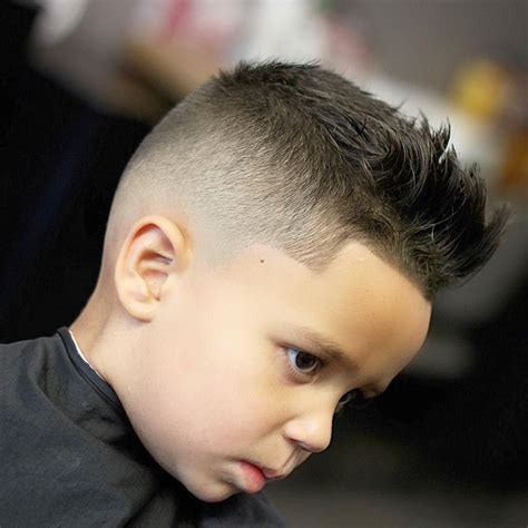 mohawk with line up haircuts for boy cool boys haircuts